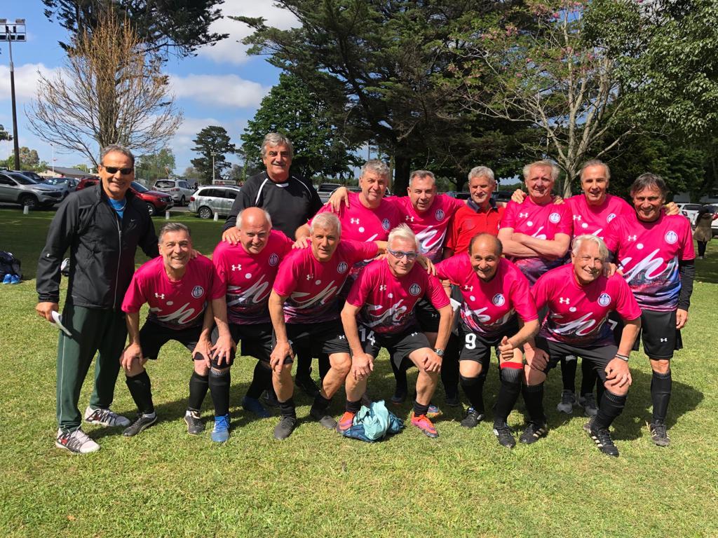 Deporte y camaradería en un torneo de fútbol en la Villa Marista