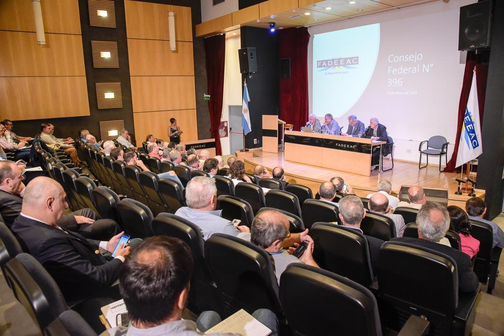 Empresarios del transporte de cargas de todo el país se reúnen en Mar del Plata
