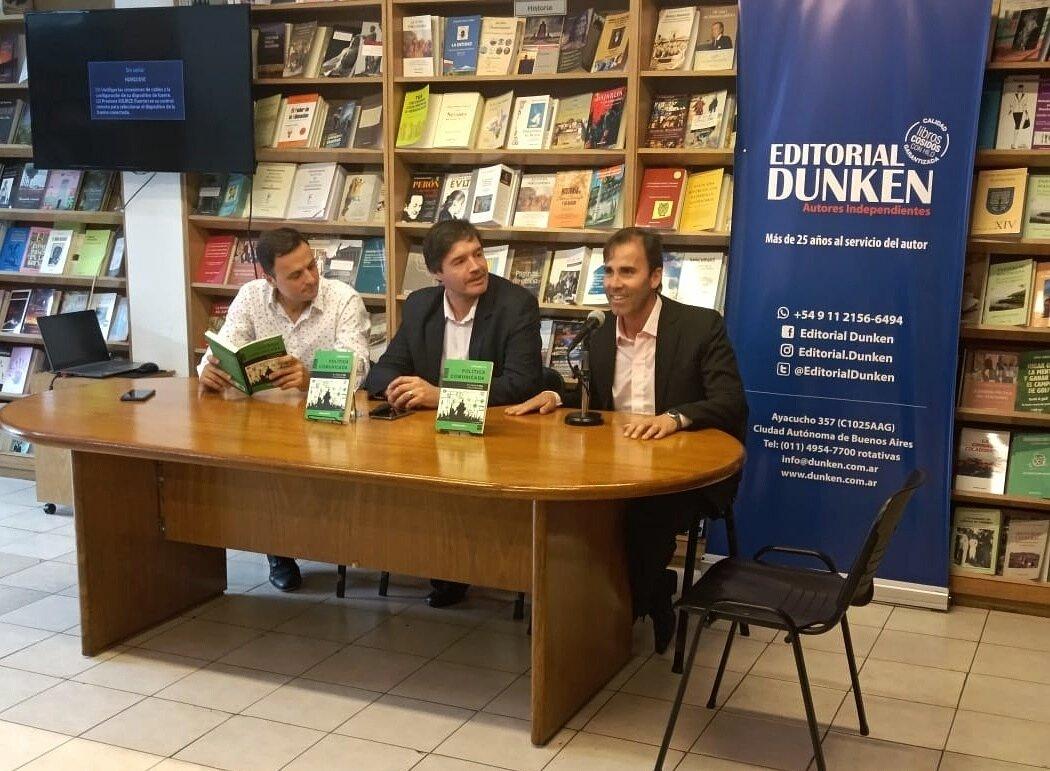 """""""La política comunicada"""", más presentaciones en Argentina"""