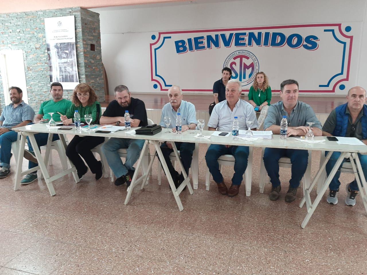 Acuerdo de recomposición salarial para los Trabajadores Municipales