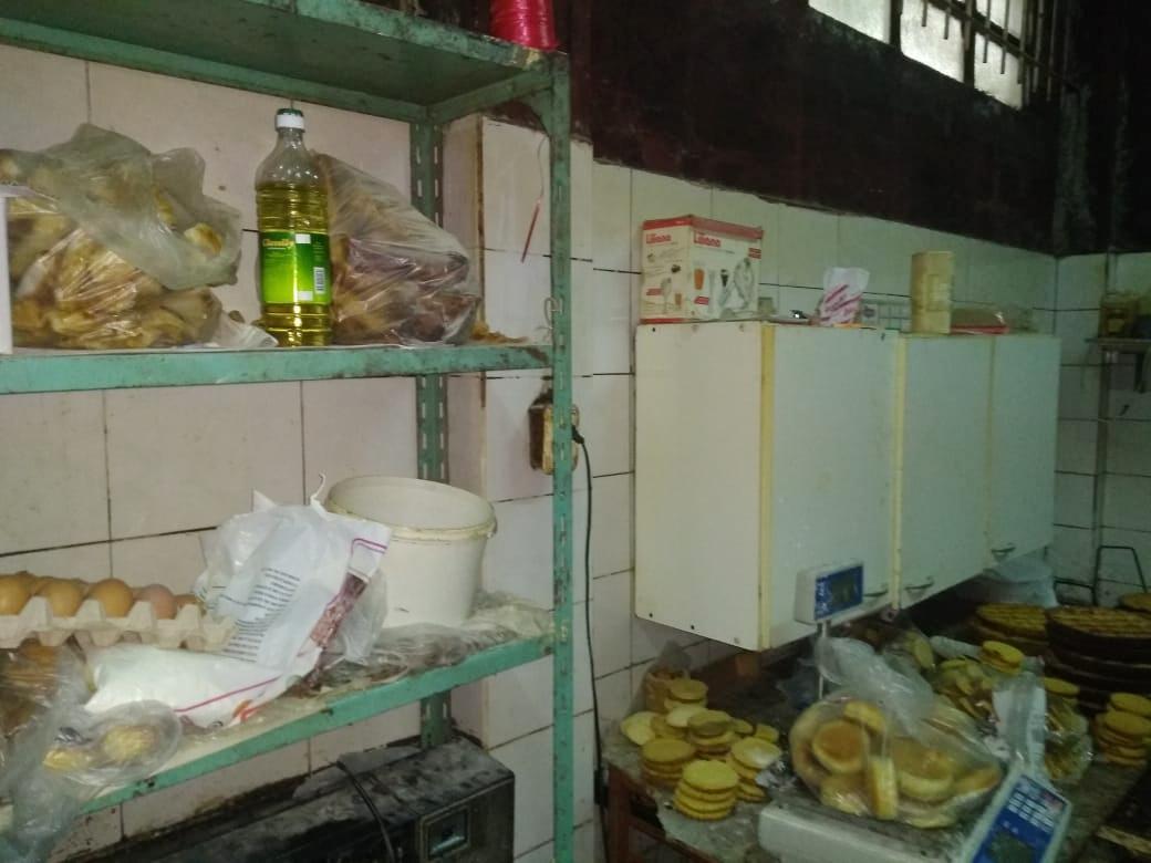 El Municipio clausuró panadería por falta de medidas de seguridad y salubridad