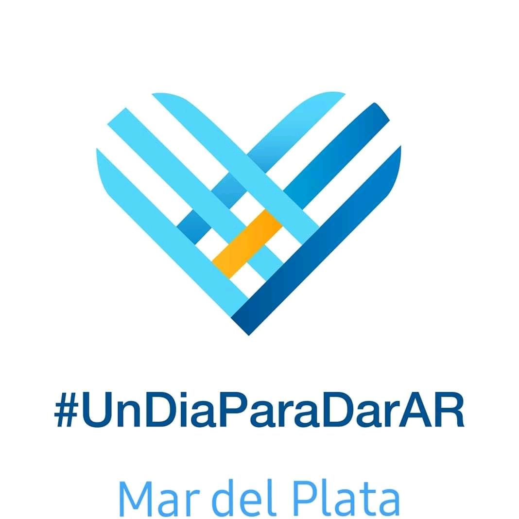 """El 3 de diciembre será """"Un Día para Dar"""" en Mar del Plata"""