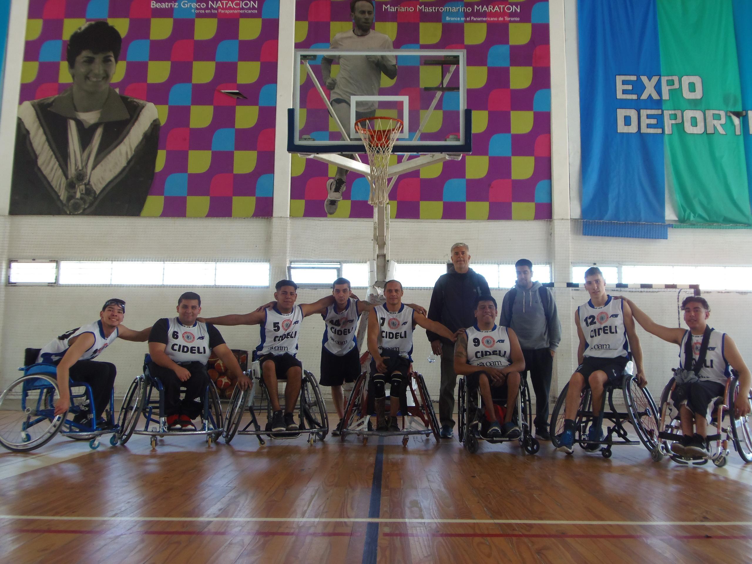 CiDeLi de Mar del Plata clasificó a la Final de la Liga Nacional