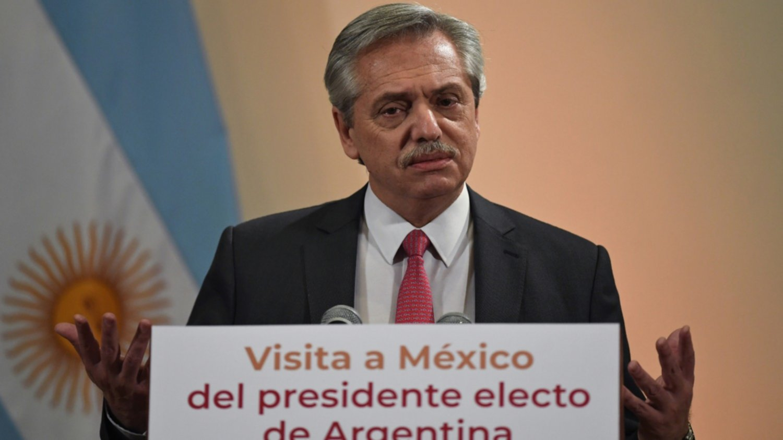 Fernández: «El 10 de diciembre sabremos cuántos dólares quedaron en el Banco Central»