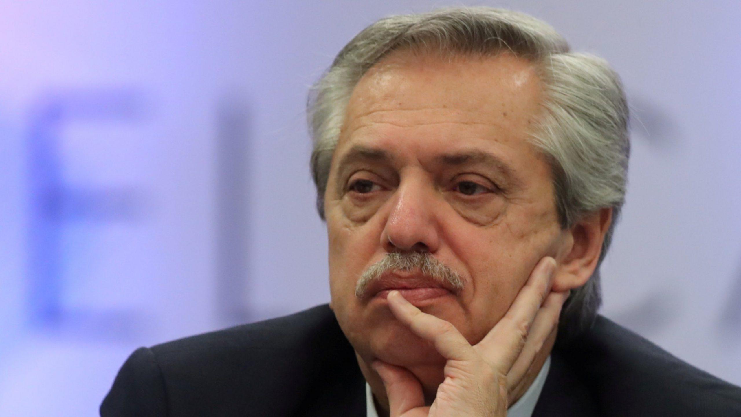"""Alberto Fernández: """"Lo que pasó con los jubilados no volverá a pasar"""""""