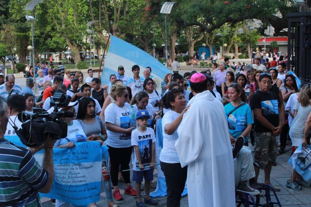 ARA San Juan: el mensaje del obispo de Mar del Plata