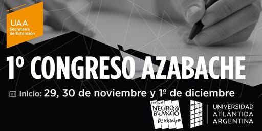 Mar del Plata recibe el segundo Congreso Azabache
