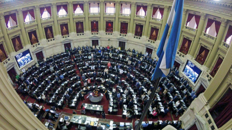 """Con diferencias en el oficialismo, el Congreso repudió """"el golpe de Estado"""" en Bolivia"""