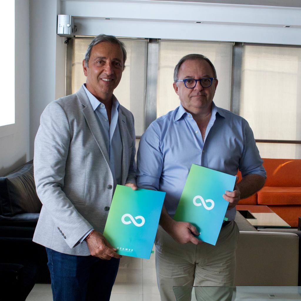 Convenio entre CEAMSE y Chubut para mejorar la calidad ambiental