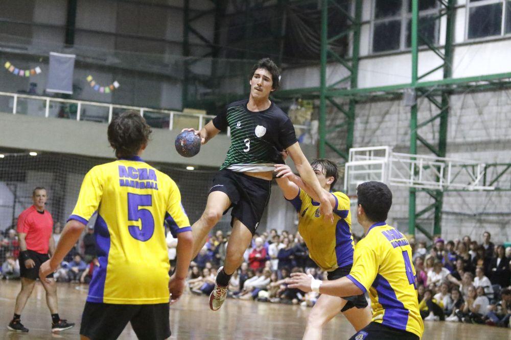 Handball: Once Unidos se quedó con su 9° título
