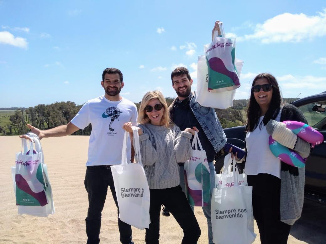 "Mar del Plata por Influencers en el ""Travel Blogger Experience"""