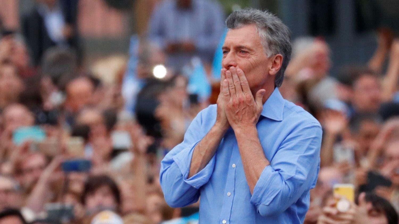"""En su despedida, Macri llamó a sus simpatizantes a """"defender lo logrado"""""""