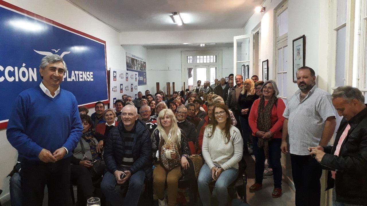 """Marcelo Fernández: """"Entendemos la función pública como un servicio al vecino"""""""