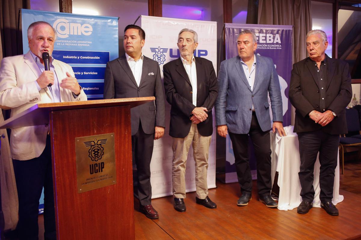 UCIP realizó el brindis de Fin de Año