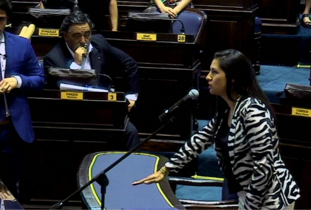 La marplatense Débora Indarte juró como diputada provincial