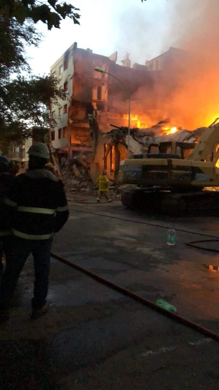Torres y Liva: fotos y video del voraz incendio