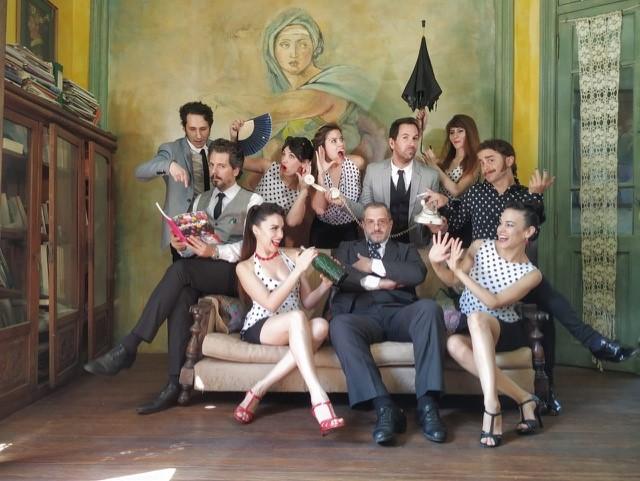 VERANO 2020: Ciclo de Tango en Teatriz!