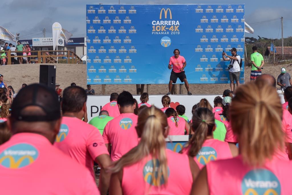 McDonald's presenta su temporada de verano 2020 y lanza servicio de McDelivery en playas de Mar del Plata