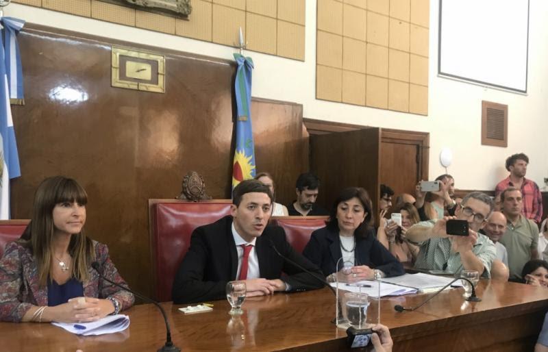 Asumieron nuevos concejales y se definió la presidencia del Concejo Deliberante