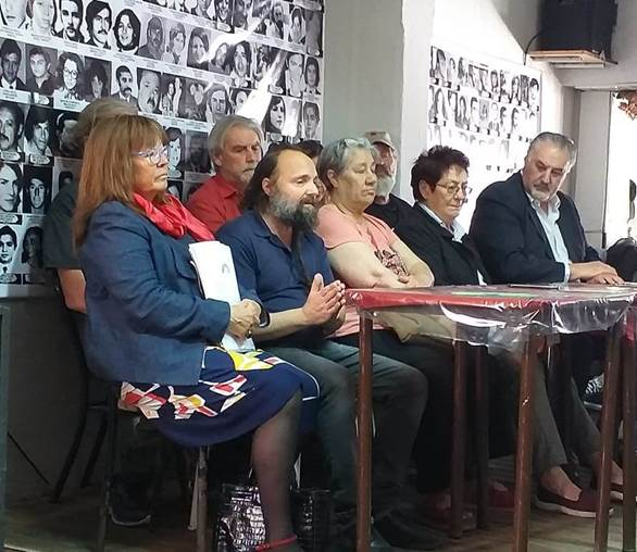 Rechazan la prisión domiciliaria de Demarchi