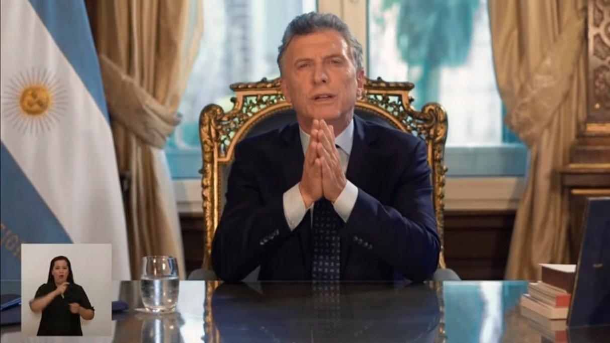 """Macri y su balance económico: insatisfacción por la inflación y la pobreza y un dólar a precio """"razonable"""""""