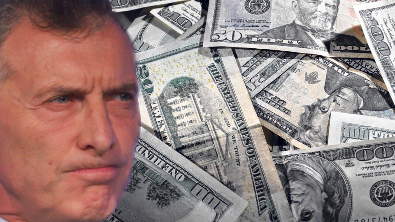 Macri dejará el gobierno con un dólar 539 % más caro que en 2015