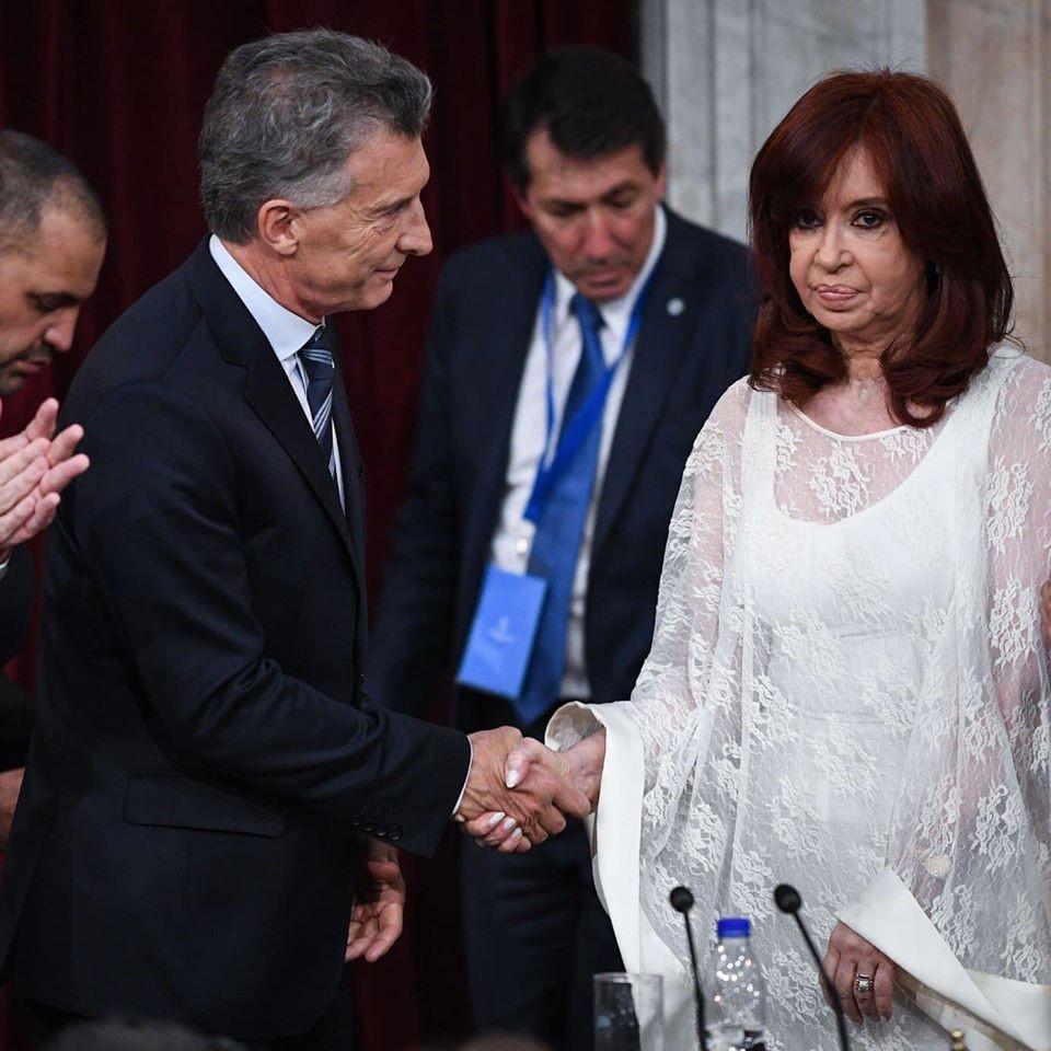 """Fernández, nuevo presidente: """"Vengo a convocar la unidad de toda la Argentina"""""""