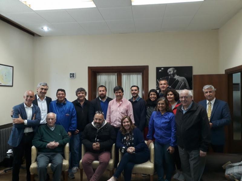Movileros marplatenses fueron reconocidos por el Concejo Deliberante en la conmemoración de su día