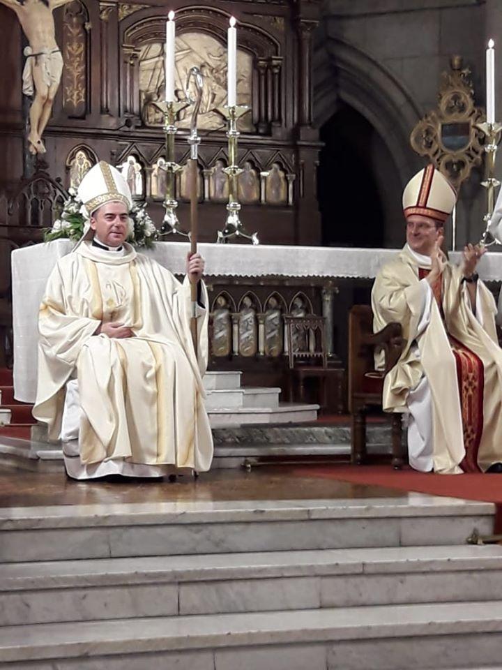 Reanudan las celebraciones en las iglesias católicas de Mar del Plata