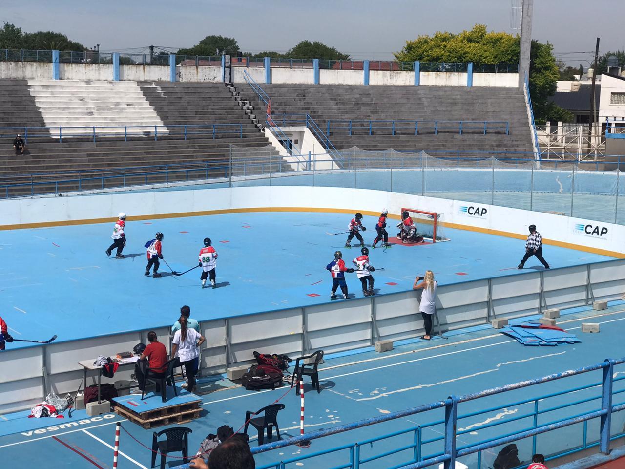 Roller Hockey: los menores cerraron el año en Mar del Plata