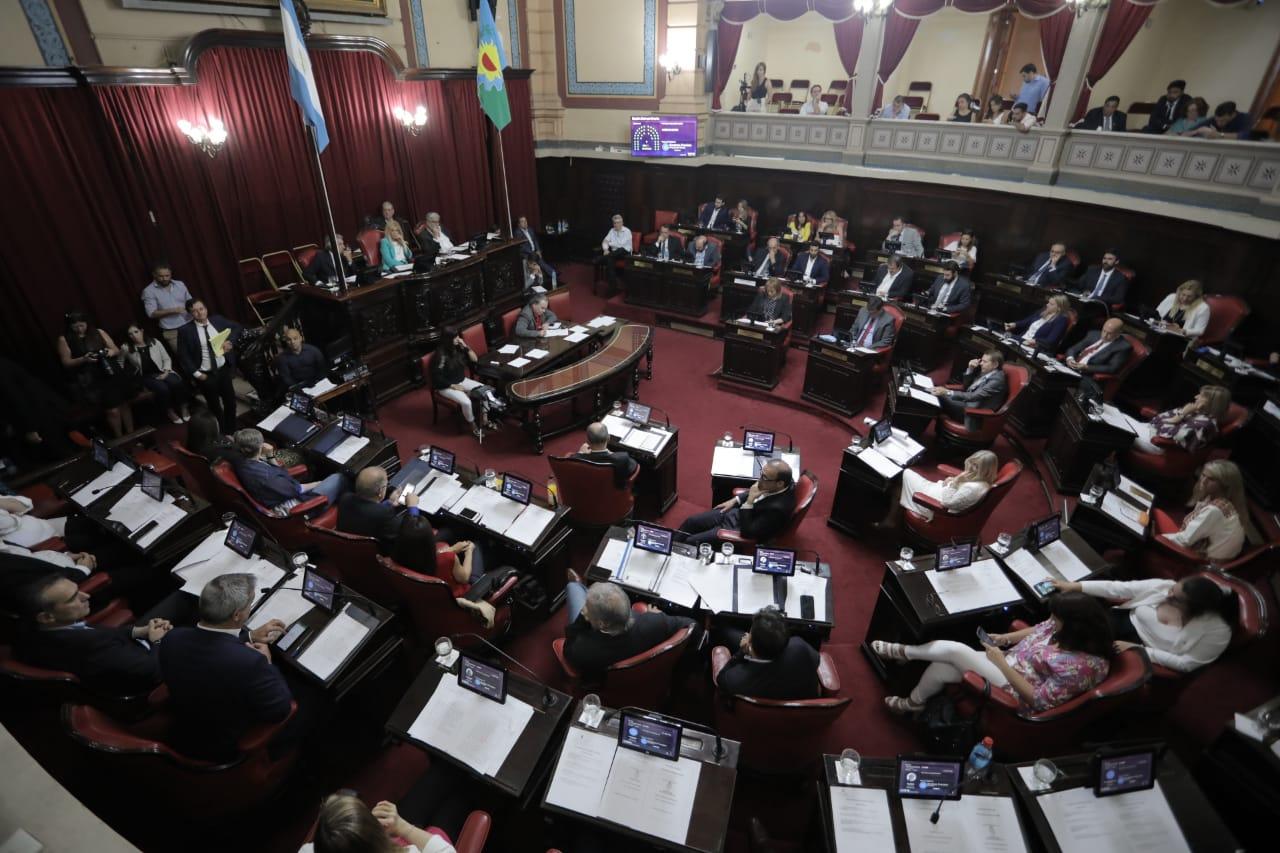 """Senadores Juntos por el Cambio: """"Tierra arrasada fue la que encontramos en 2015"""""""