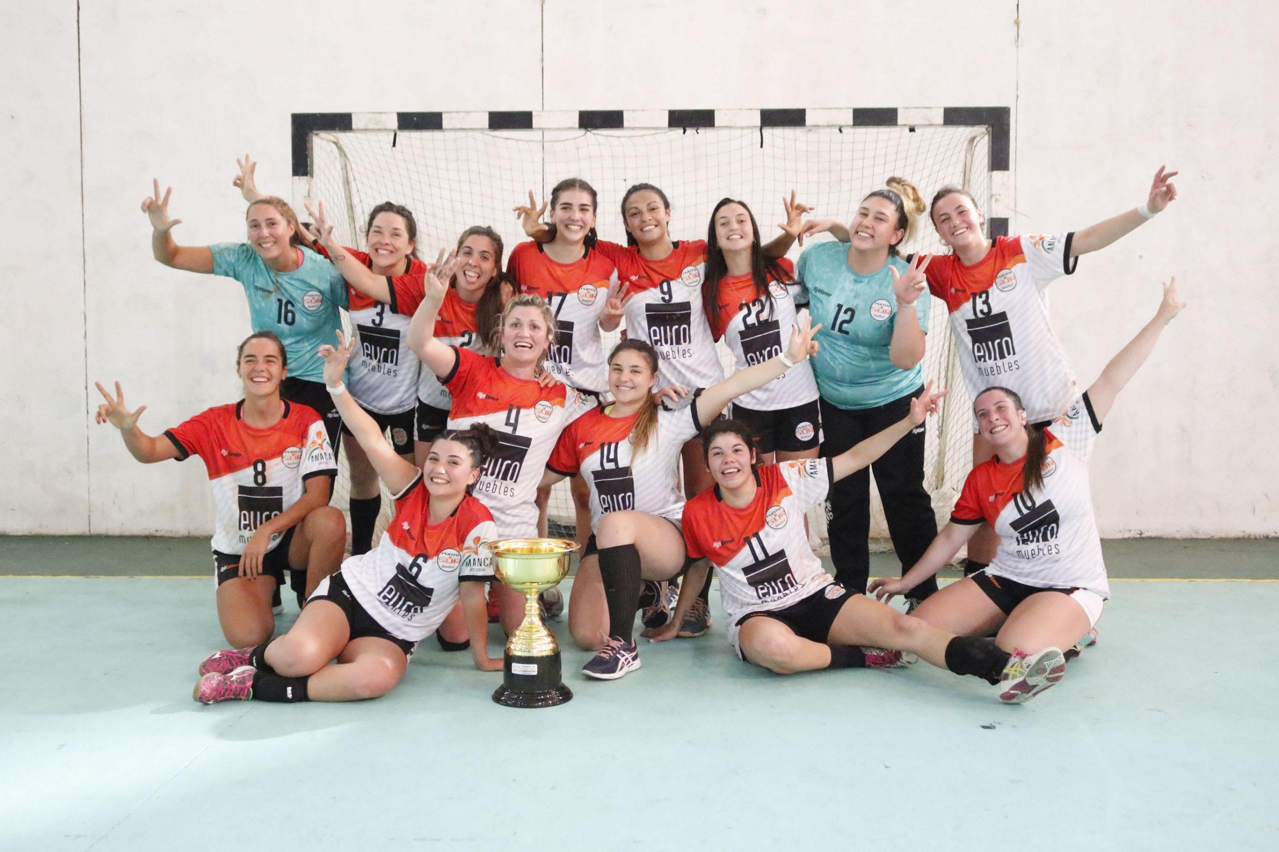 Handball: el Súper 4 coronó a los campeones del año