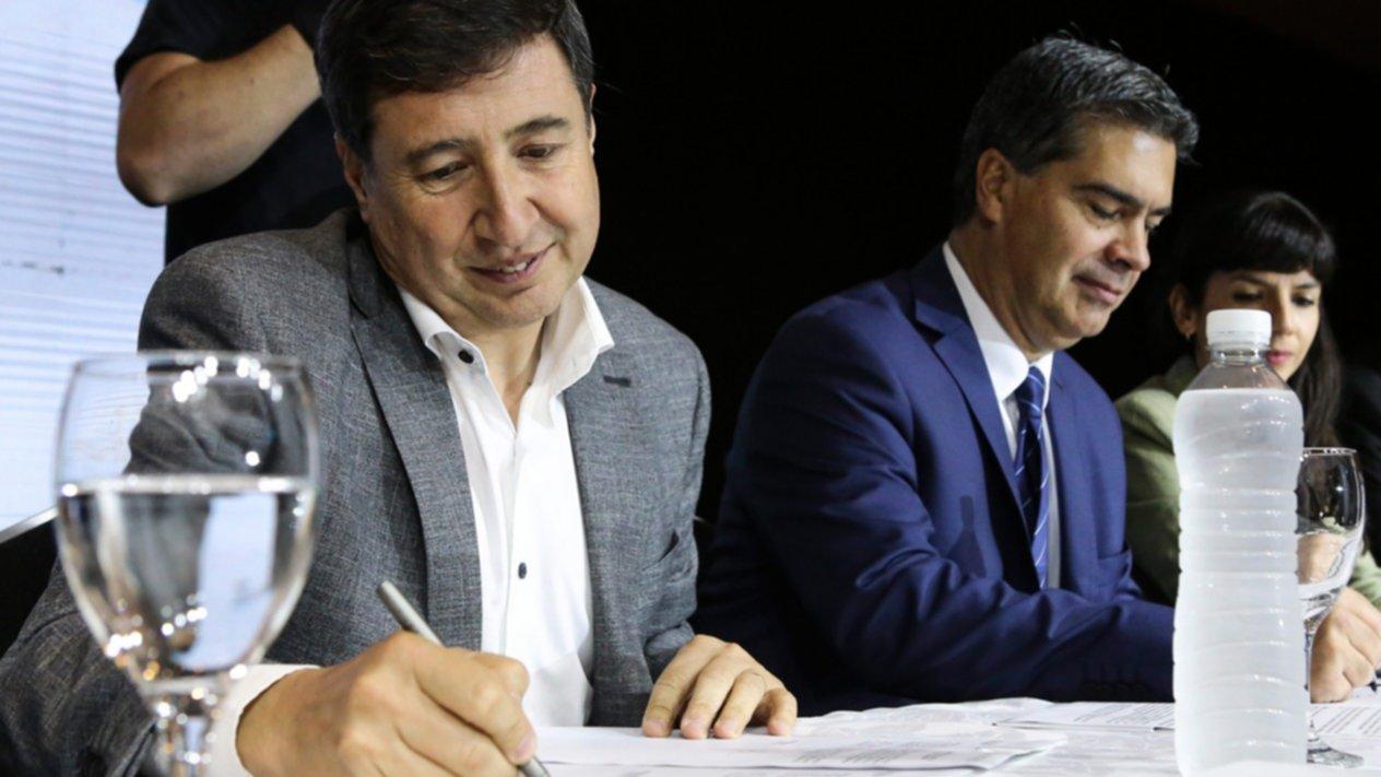 """Oficializan el Plan Nacional """"Argentina contra el Hambre"""""""