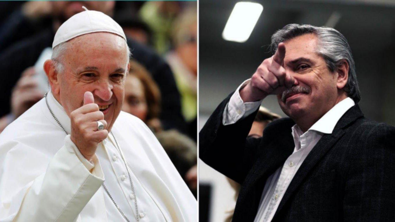 Alberto Fernández visita al Papa y desembarca en España y Francia para conseguir respaldo en la negociación de la deuda