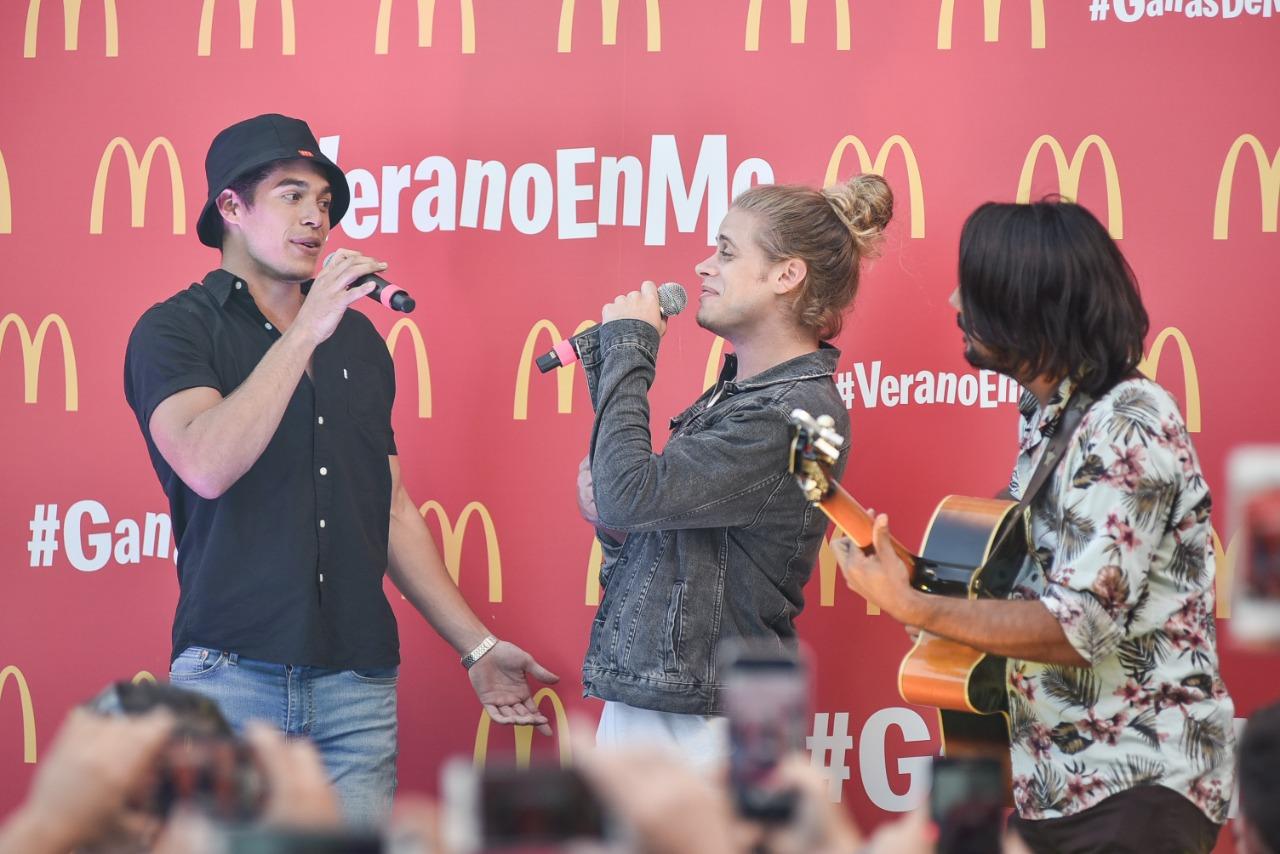 Un enero lleno de propuestas artísticas y deportivas de McDonald's para Pinamar y Mar del Plata