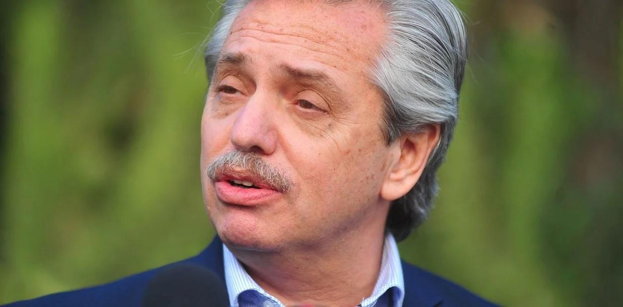 Alberto Fernández compartió un informe y aseguró que no hubo ningún ajuste sobre los jubilados