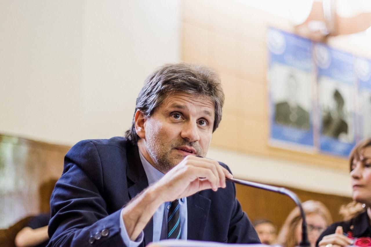 Ciano advierte que la suba que pretende el oficialismo, haría inviable el pago de la TSU