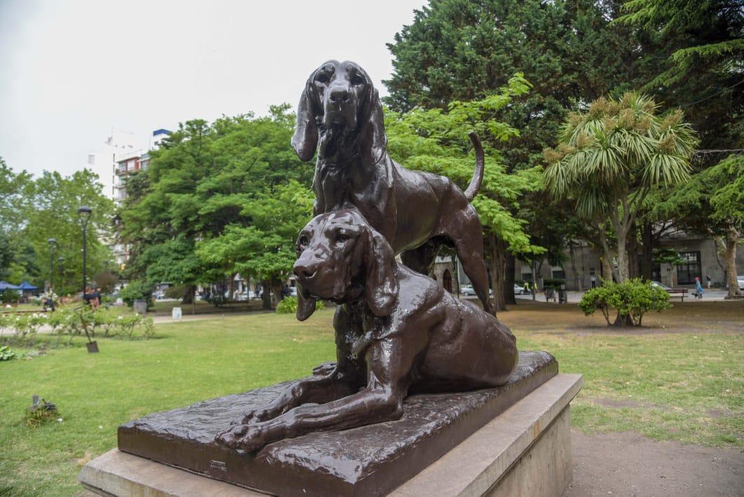 Visitas guiadas por los monumentos escultóricos de Mar del Plata