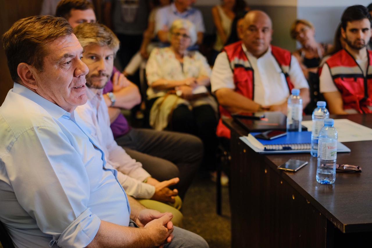 El Municipio convocó a instituciones para conformar la Comisión Asesora de Seguridad Vial
