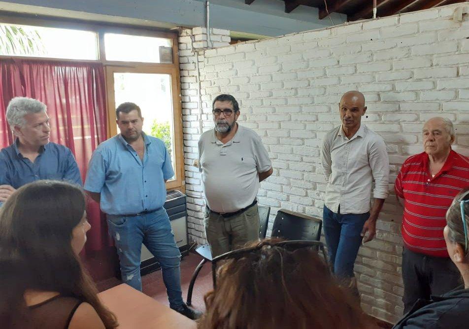 El Municipio garantiza el servicio de transporte público urbano para los vecinos de El Boquerón y La Polola