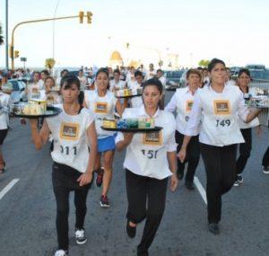 Maratón de los Mozos: todo listo para una nueva edición