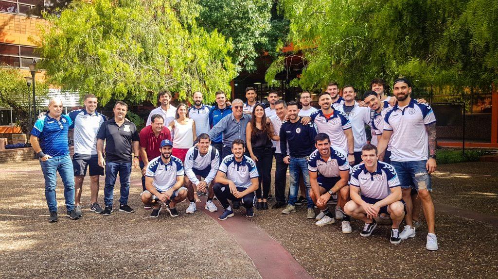 Los Gladiadores entrenarán en Mar del Plata a puertas abiertas