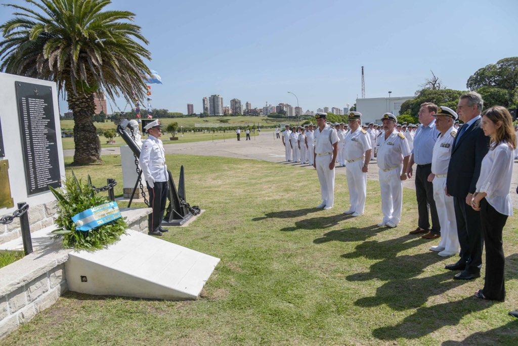 ARA San Juan: Rossi anticipó la intención de adquirir un nuevo submarino