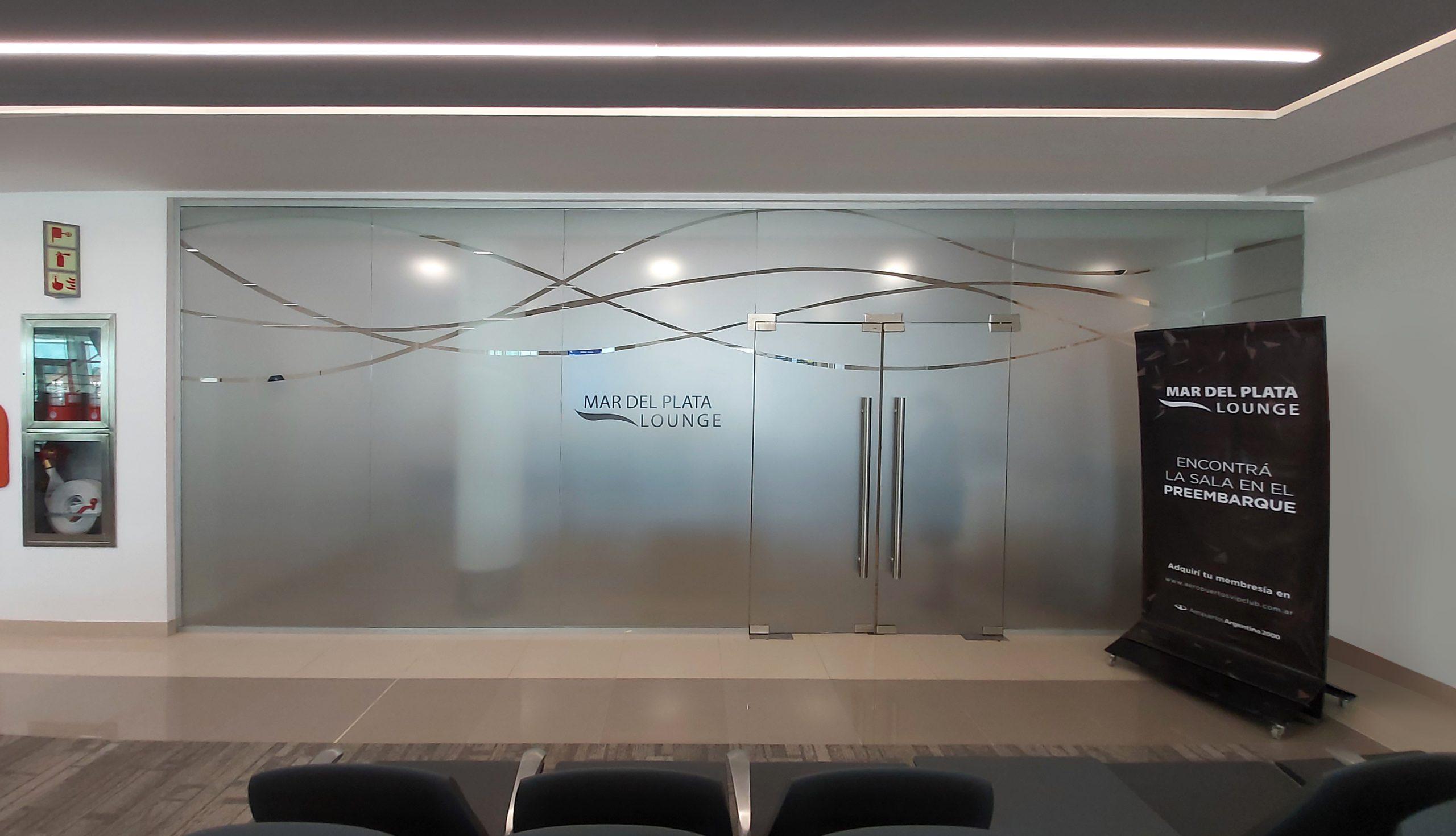 Habilitan en el Aeropuerto de Mar del Plata un sector para atender la demanda de temporada