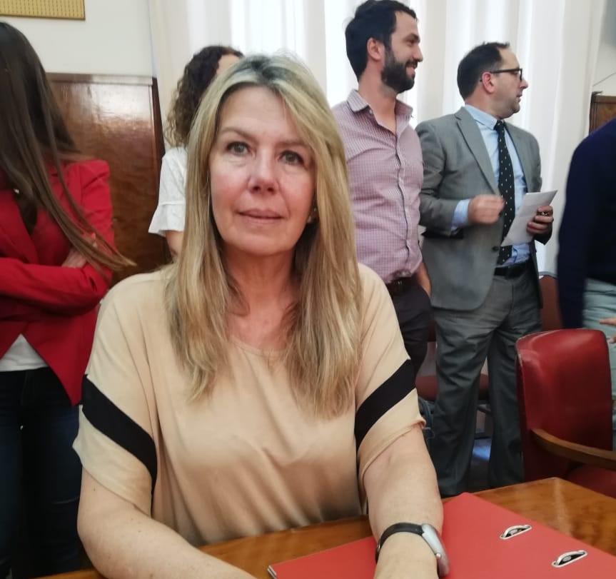 """Paula Mantero: """"Es necesario garantizar las guardias de 24 horas en los centros de salud"""""""