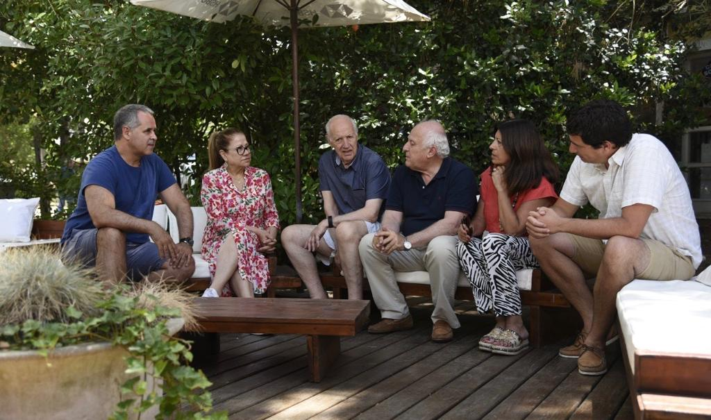 El socialista marplatense Jorge Illa se reunió con Lavagna y dirigentes de Consenso Federal