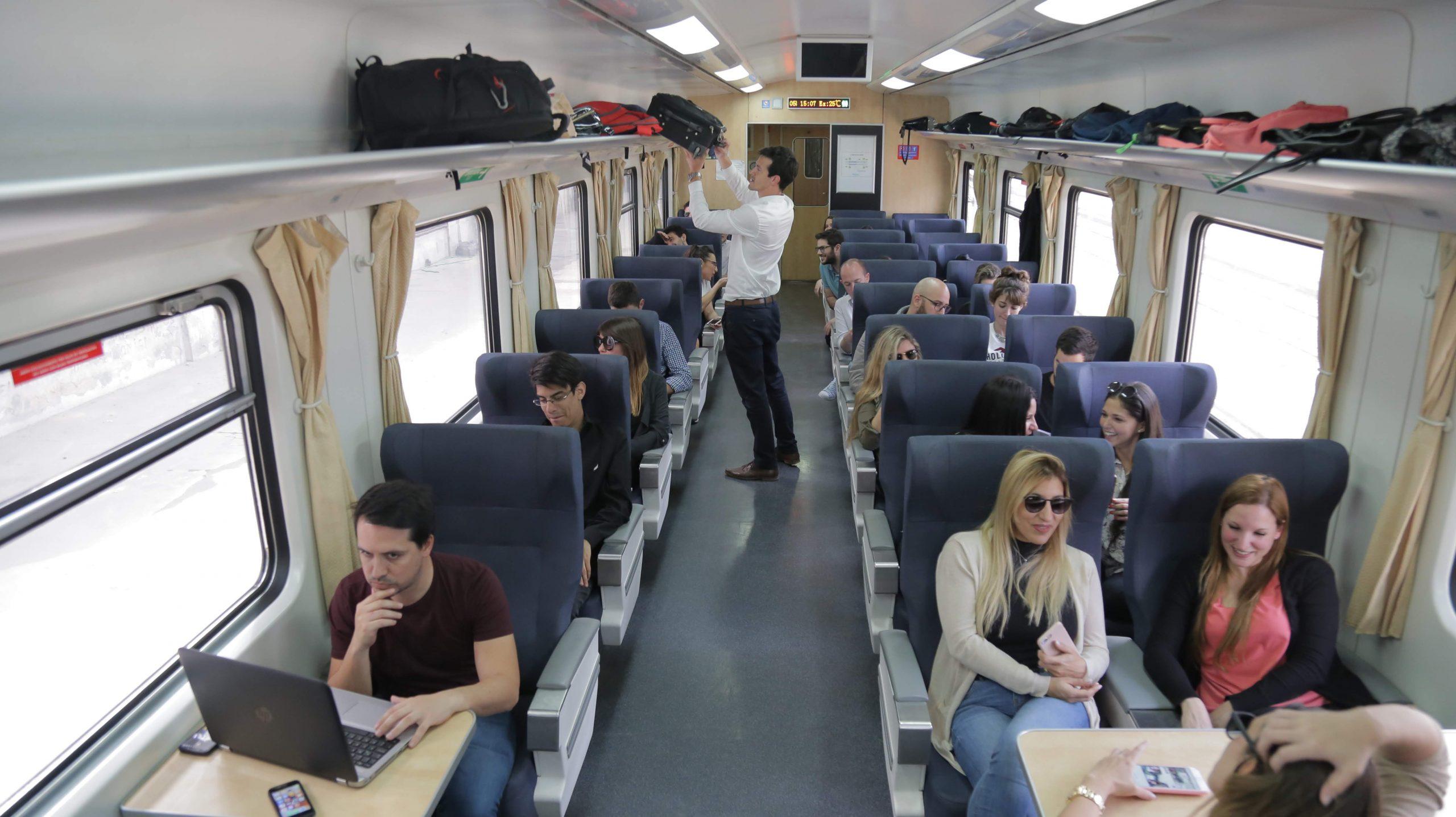 Tren a Mar del Plata: continúan los servicios adicionales y ya están a la venta los pasajes para los fines de semana de marzo
