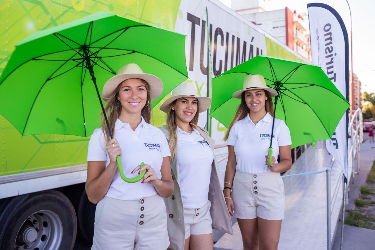 Tucumán se promociona en Mar del Plata