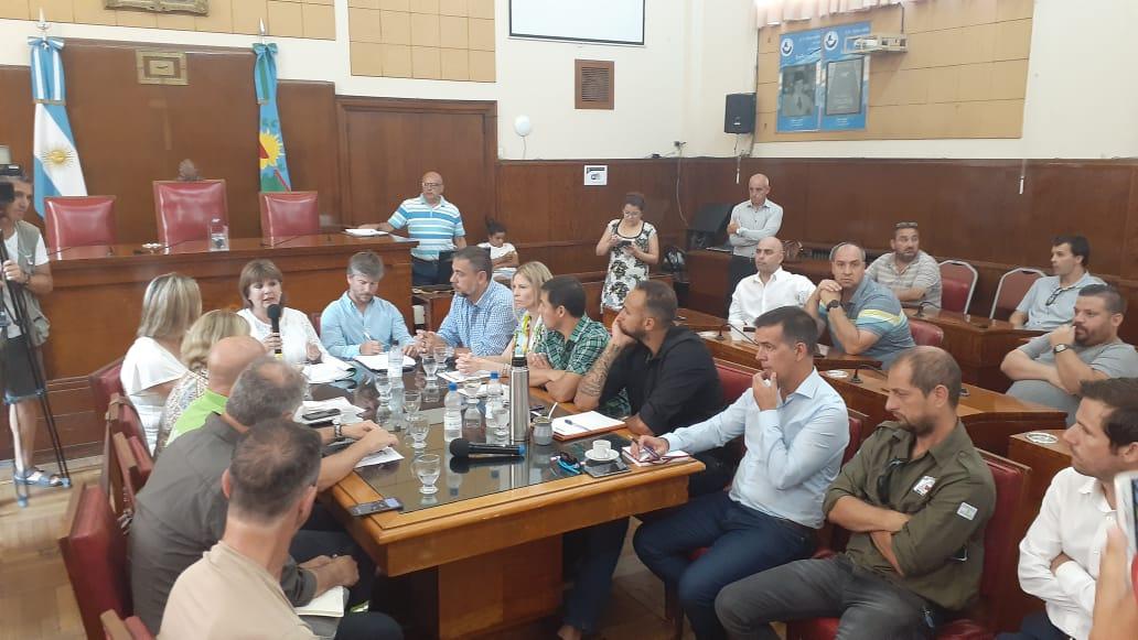 Se analizó la situación de la nocturnidad en Mar del Plata