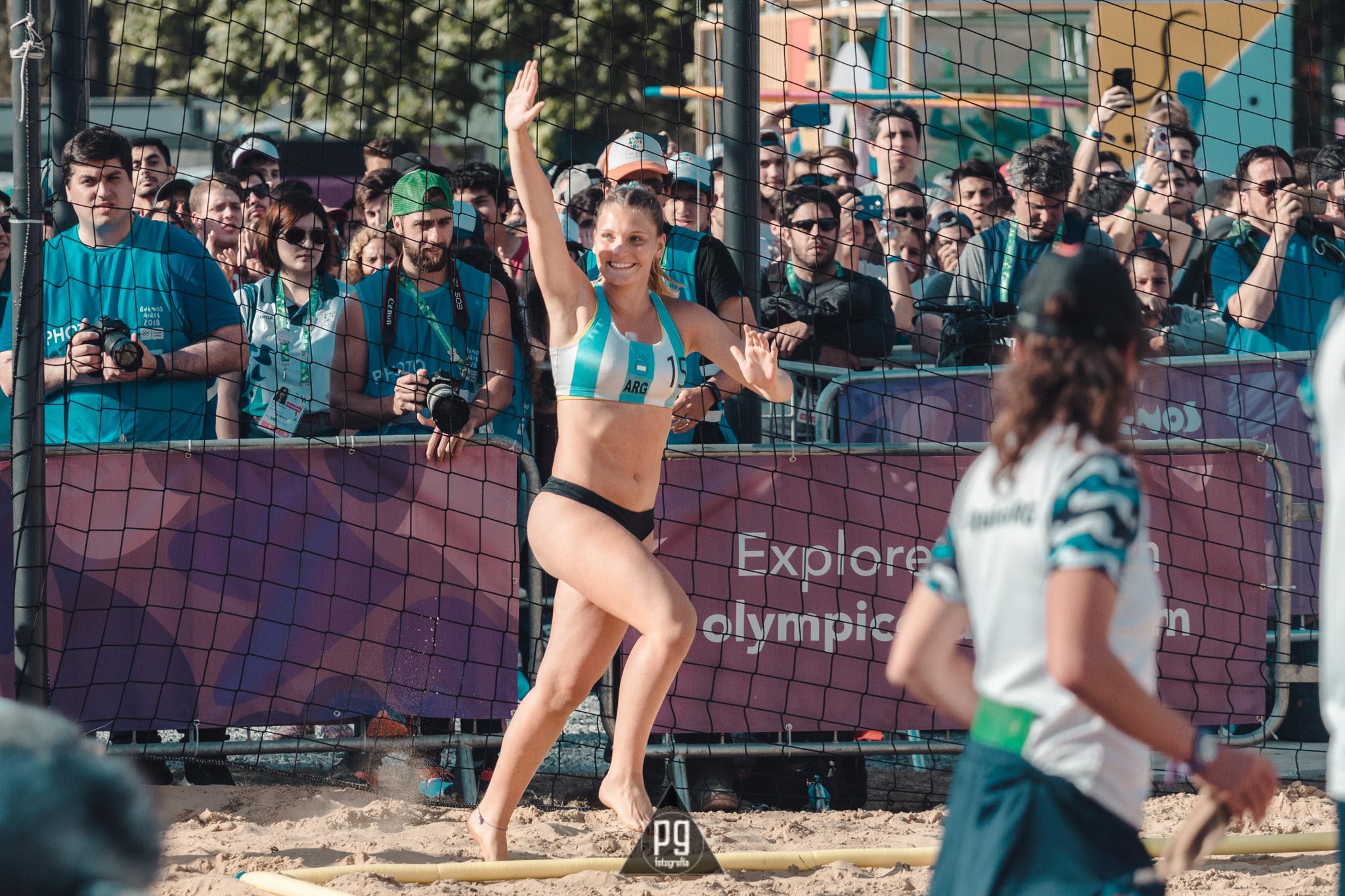 Se lanza el Circuito Argentino de Beach Handball en Mar del Plata